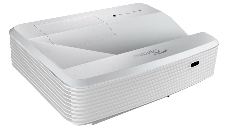 Optoma GT5500+ – ультракороткофокусный проектор для дома и офиса
