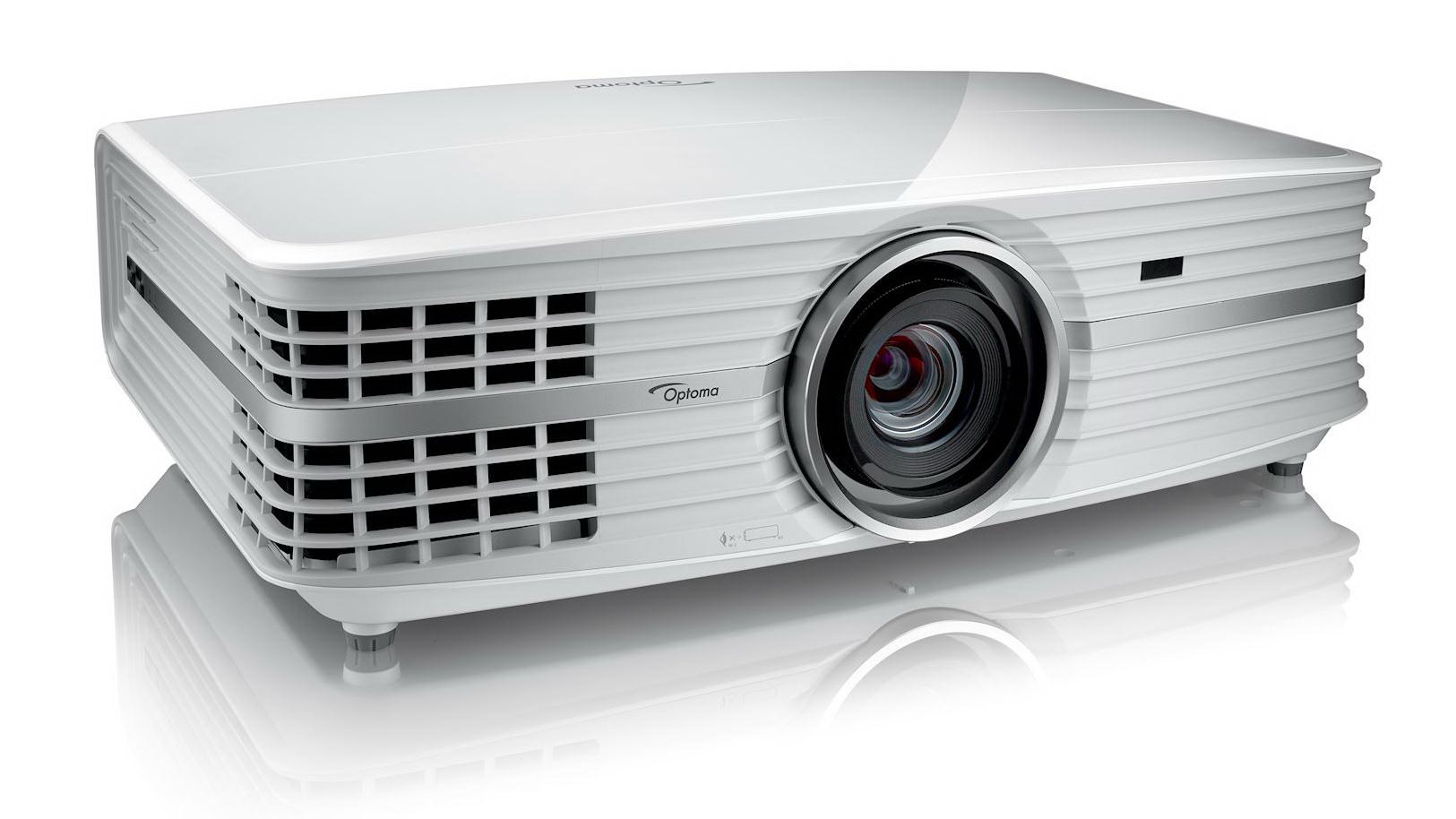 Optoma UHD550X – лучший проектор для домашнего кинотеатра