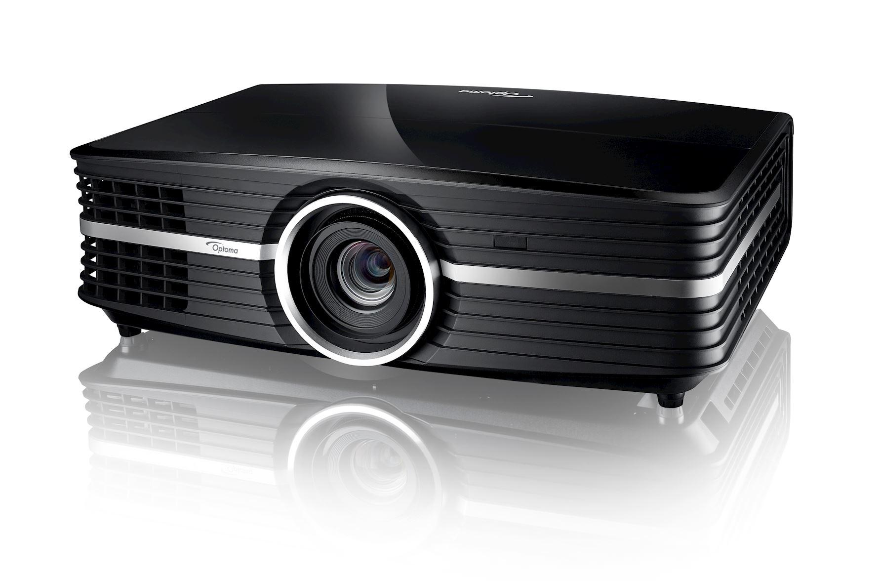 Optoma UHD65: незабываемый просмотр кино у вас дома