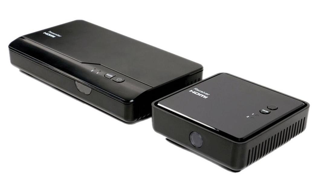 Адаптер беспроводной сети Optoma WHD200 – передача видео без проводов.