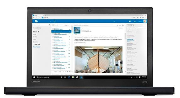 Ноутбук Lenovo ThinkPad X270 12.5