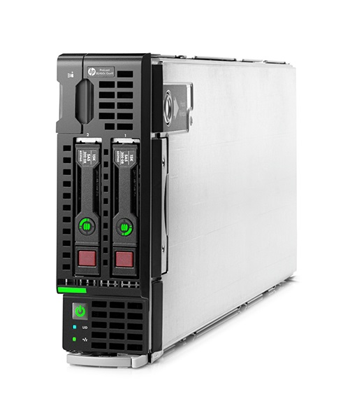 Блейд-сервер HPE ProLiant BL460c Gen9