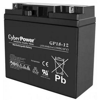 Аккумулятор CyberPower (GP18-12)