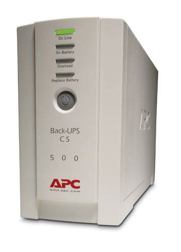 ИБП APC Back-UPS 500VA/300W (BK500EI)