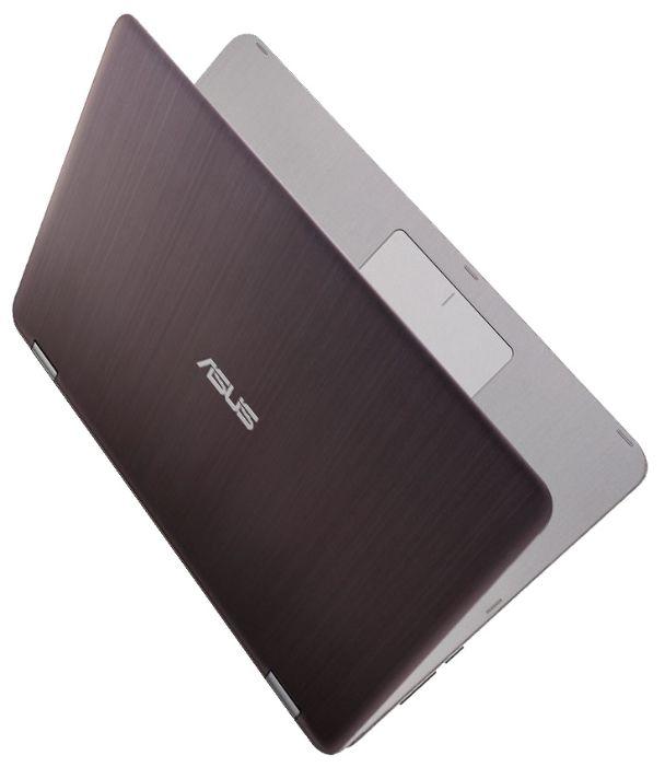 Ноутбук-трансформер ASUS VivoBook Flip TP501UA-CJ116T (15.6
