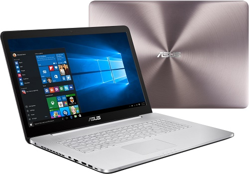 Ноутбук ASUS VivoBook Pro N752VX-GC141T (17.3