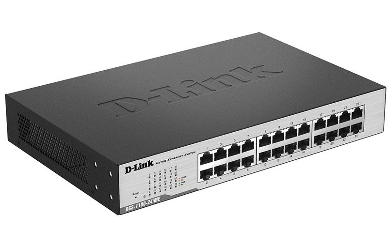 Коммутатор D-Link DGS-1100-24/ME