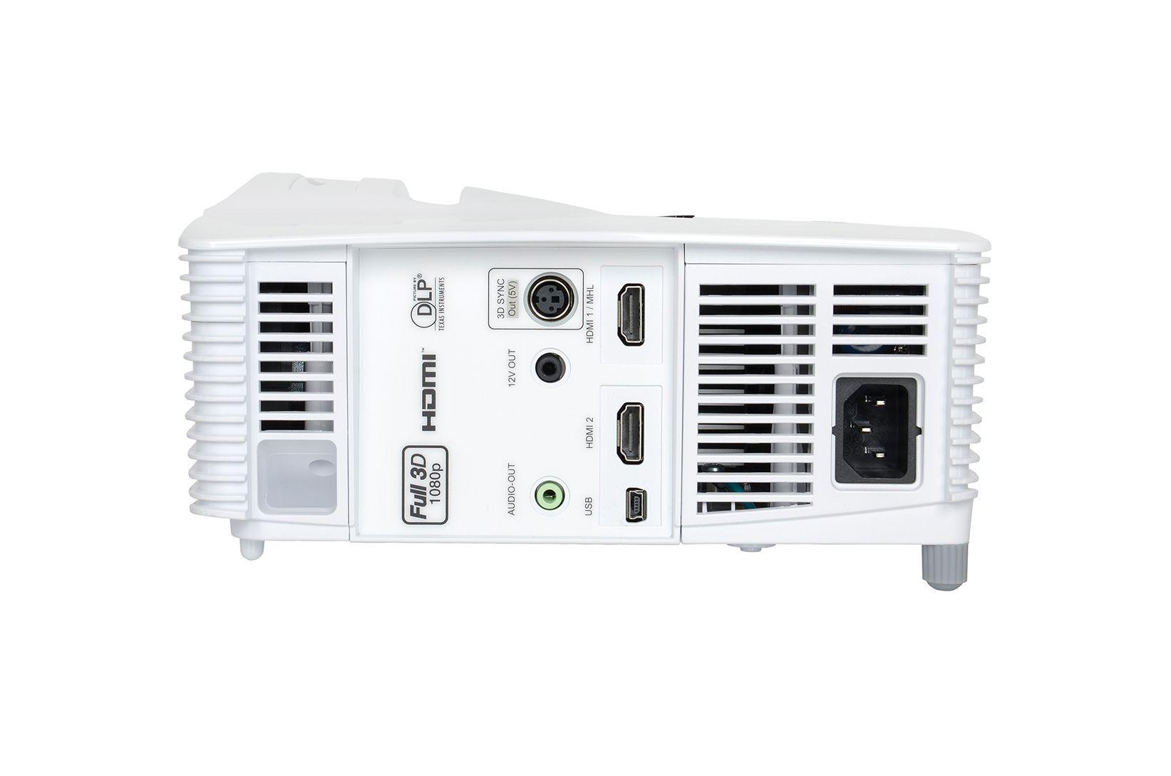 Проектор Optoma EH200ST (95.8ZF01GCOE.LR)