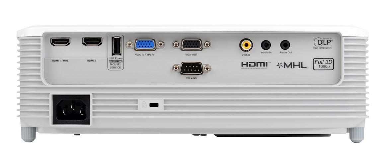 Проектор Optoma EH345 (95.76F01GC0E)