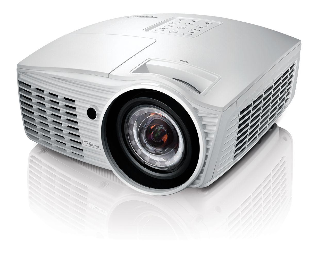 Проектор Optoma EH415ST (E1P1D0W1E021)