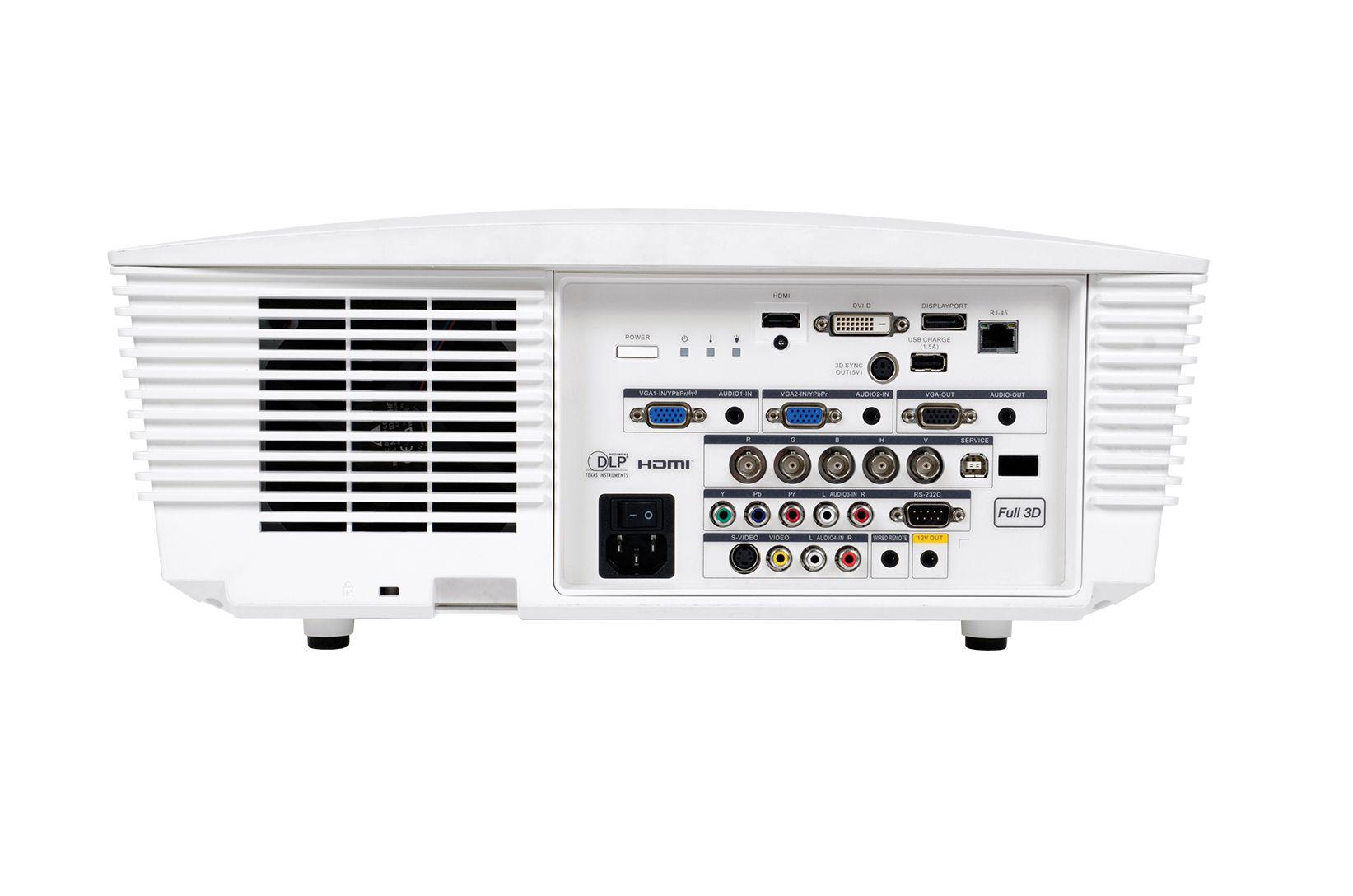 Проектор Optoma W505 (E1P1D0L1E031)