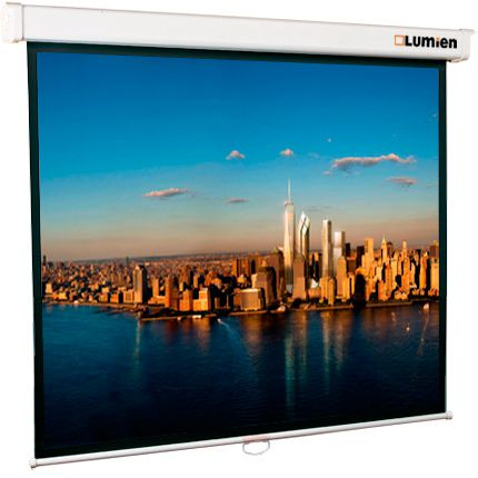 Экран Lumien Master Picture 1:1, 203х203 см (LMP-100104), разные размеры