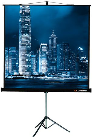 Экран Lumien Master View 1:1, 180х180 см (LMV-100103), разные размеры