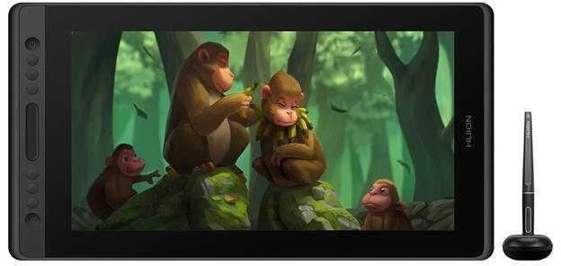 Графический дисплей HUION Kamvas Pro 16 Premium
