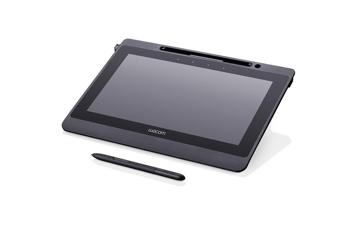Графический планшет Wacom DTU-1141B (DTU1141B)