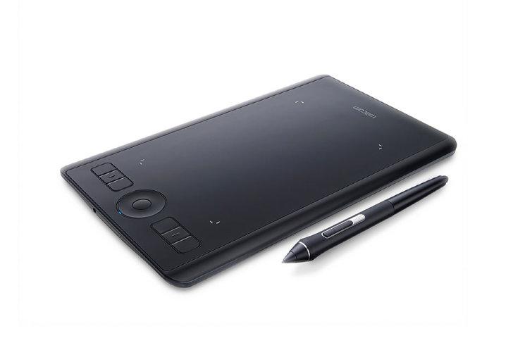 Графический планшет Wacom Intuos Pro Small (PTH460K0B)