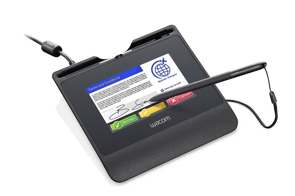 Графический планшет Wacom Signature Pads STU-540 (STU-540)