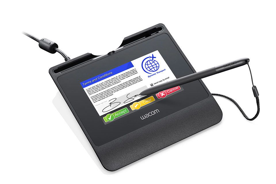 Графический планшет Wacom STU-540 (STU540)