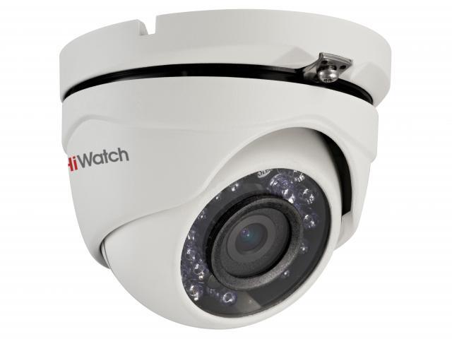 HD-TVI камера HiWatch 1920х1080, DS-T203 (6 mm)