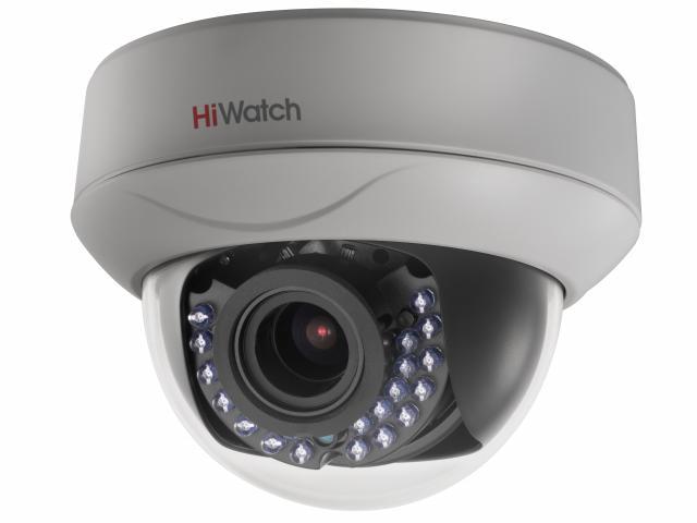 HD-TVI камера HiWatch 1920х1080, DS-T207 (2.8-12 mm)