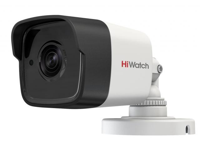 HD-TVI камера HiWatch 1920х1536, DS-T300 (3.6 mm)