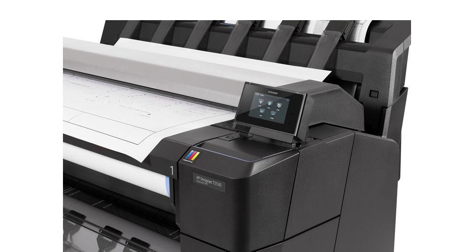 Плоттер HP DesignJet T2530, 36