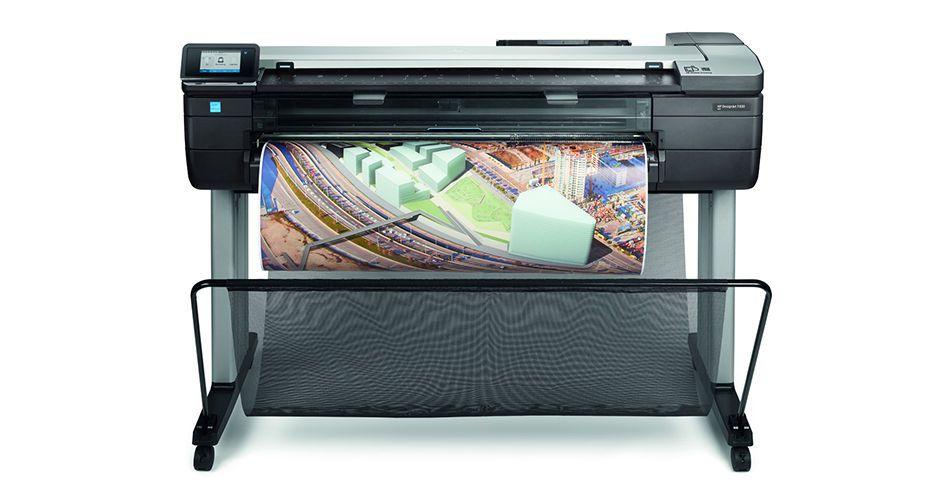 Плоттер HP DesignJet T830 (36