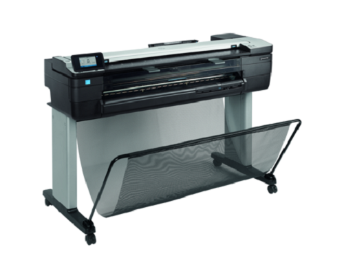 Плоттер HP DesignJet T830, 36