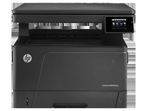 МФУ HP LaserJet Pro MFP M435nw (A3E42A)