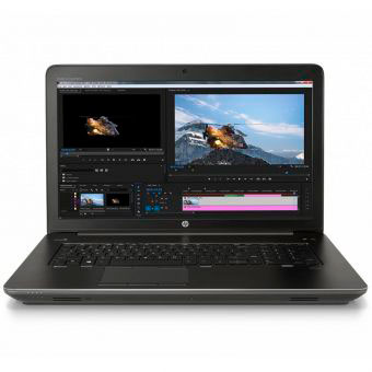 Рабочая станция HP Zbook 17 G4 17.3