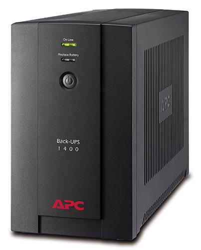 ИБП APC Back-UPS 1400VA/700W (BX1400UI)