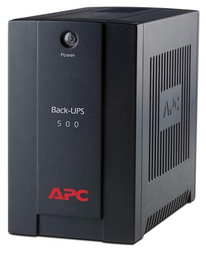 ИБП APC Back-UPS 500VA/300W (BX500CI)