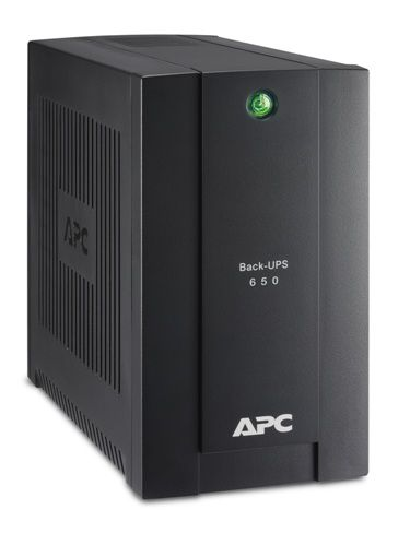ИБП APC Back-UPS 650VA/360W (BC650-RSX761)