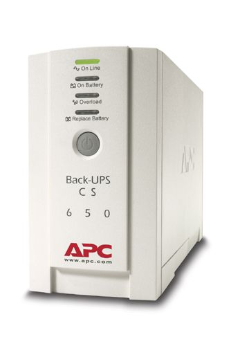 ИБП APC Back-UPS 650VA/400W (BK650EI)
