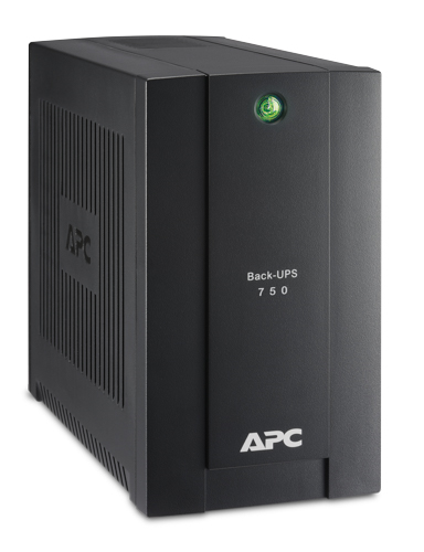 ИБП APC Back-UPS 750VA/415W (BC750-RS)