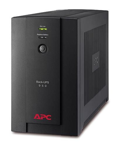 ИБП APC Back-UPS 950VA/480W (BX950UI)
