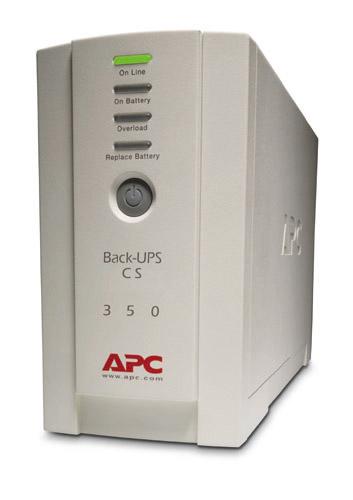 ИБП APC Back-UPS CS 350VA/210W (BK350EI)