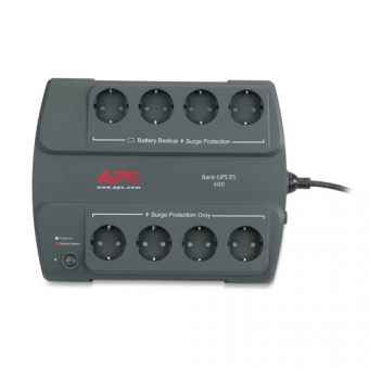 ИБП APC Back-UPS ES 400VA/240W (BE400-RS)