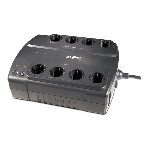 ИБП APC Back-UPS ES 550VA/330W (BE550G-RS)