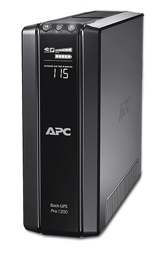 ИБП APC Back-UPS Pro 1200VA/720W (BR1200G-RS)