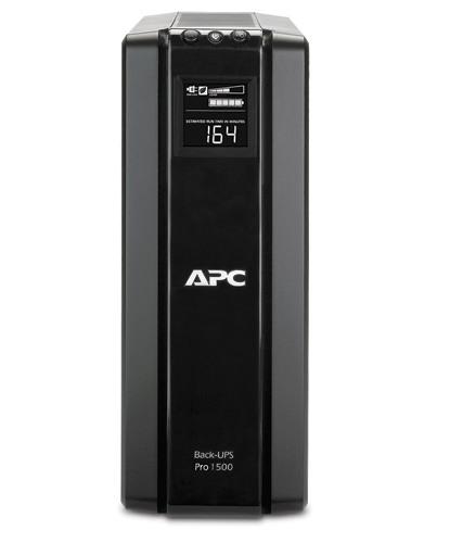 ИБП APC Back-UPS Pro 1500VA/865W (BR1500G-RS)