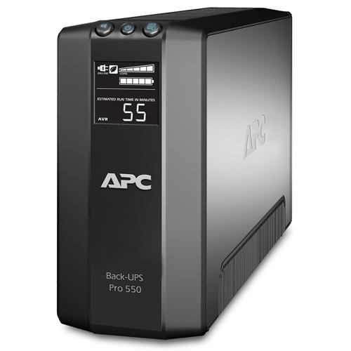 ИБП APC Back-UPS Pro 550VA/330W (BR550GI)