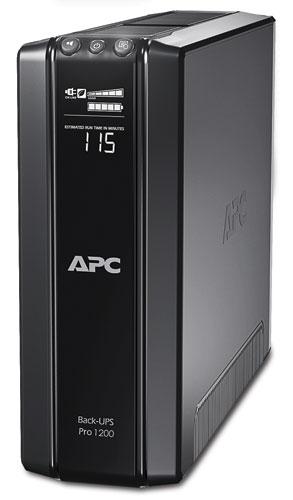 ИБП APC Back-UPS Pro 1200VA/720W (BR1200GI)