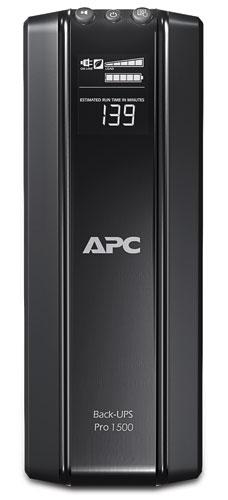 ИБП APC Back-UPS Pro 1500VA/865W (BR1500GI)