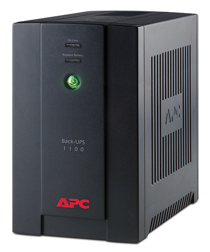ИБП APC Back-UPS RS, 1100VA/660W  (BX1100CI-RS)