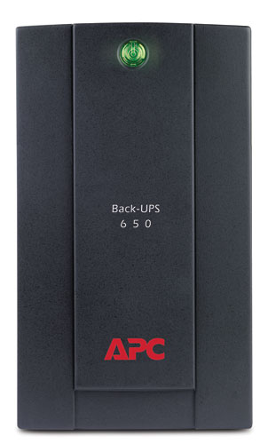 ИБП APC Back-UPS RS 650VA/390W (BX650CI-RS)