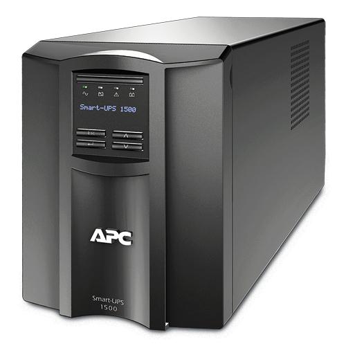 ИБП APC Smart-UPS 1500VA/1000W (SMT1500I)