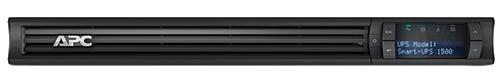 ИБП APC Smart-UPS 1500VA/1000W (SMT1500RMI1U)