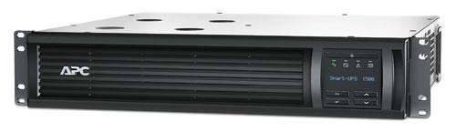 ИБП APC Smart-UPS 1500VA/1000W (SMT1500RMI2UNC)