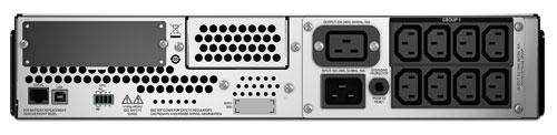 ИБП APC Smart-UPS 2200VA/1980W (SMT2200RMI2U)